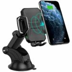 CHOETECH Fast Wireless Car Charger Mount