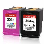 Remanufactured Ink Cartridges Replacement for HP 304 304XL InkCartridges for HP Envy 5010 5020 5030 5032 Deskjet 2620 2622 2630 2632 2633 2634 3720 3730 3733 3735 3750 3760 (1 Black