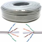Mr. Tronic 75m Ethernet Network Bulk Cable | CAT6