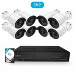 Reolink 16CH 5MP PoE Security Camera System