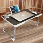 Laptop Bed Tray Table with Handle