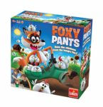 Goliath GL60035 Foxy Pants Game Save The Chickens from The Hungry Fox
