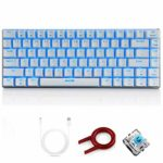 FELiCON Ajazz AK33 Wired Mechanical Gaming Keyboard