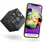 Merge Cube (EU Edition) - Hold virtual 3D Objects using Augmented Reality