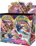 Pokemon POK816512 TCG: Sword and Shield Booster Display