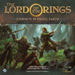 Fantasy Flight Games Lord of the Rings: Journeys in Middle-Earth Board Game