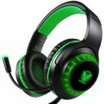 Pacrate H-11 Gaming Headset for PS4