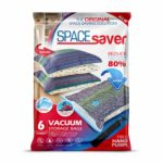 SpaceSaver Premium Vacuum Storage Bags (2 x Small