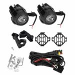 EBTOOLS Motorcycle LED Fog Lights