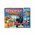 Hasbro E1842 Gaming Junior Monopoly Electronic Banking