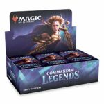 Magic: The Gathering Commander Legends Box (24 Draft Boosters Packs): Amazon.co.uk: Toys & Games
