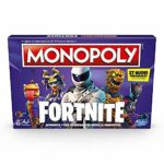 Hasbro Monopoly Fortnite Box Game Season 2 Italian Edition: Amazon.co.uk: Toys & Games
