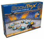 Goliath - Boomtrix Dual Challenge Set - Construction Game - For Ages 6+ - Board Game - Ball Game: Amazon.co.uk: Toys & Games