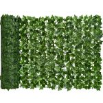 YQing Artificial Ivy Privacy Fence Screen