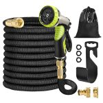 HUTHIM Garden Hose Pipe 100FT Hose Pipe Expandable