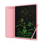 """LCD Writing Tablet 11 Inch Electronic Drawing Tablet Erasable Portable Doodle Board Digital Ewriter with Magnetic Stylus for Kids Learning Toys Gifts Adult Home School Office (11"""" pink)"""