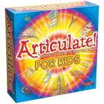 Drumond Park Articulate! for Kids - Family Kids Board Game | The Fast Talking Description Game|An Ideal Christmas Gift